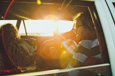 Photography by Elizabeth Weinberg (8) #people #bokeh #photography #car #sunlight #light