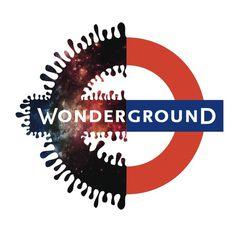 Wonderground #logo #tag #utopic
