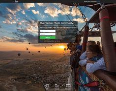 http://500px.com/ #responsive #web #fullscreen