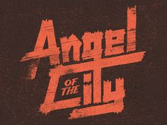 Angel of the City #type