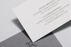 Morse Studio #card #business