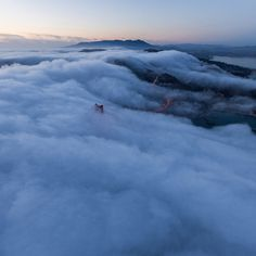 Aerial Photography by Toby Harriman