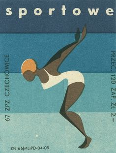 Polish matchbox label | Flickr - Photo Sharing! #matchbox #polish #vintage #label