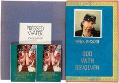 Four volumes of Counterculture literature   Price Estimate: $100   $150