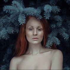 Fine Art Portraits by Margarita Sorokina