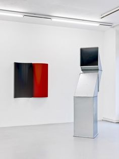 Contemporary Art Daily #charlotte #posenenske #nelson #contemporary #art #freeman
