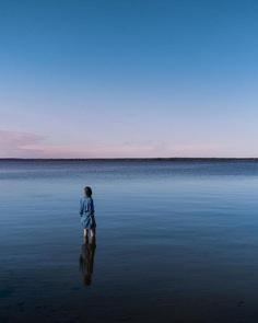 Beautiful Minimalist Landscape Photography by Olivier Morisse