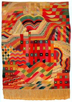 Gunta Stölzl #pattern #interiors #textile #gunta #stlzl