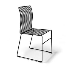 Liquorice Chair by Henri Judin