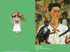 FridaMojis: Frida Kahlo Infiltrates The Snapchat Generation With A New Set Of Emoji