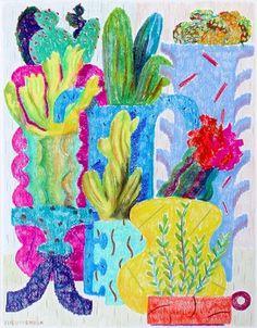 Jordy van den Nieuwendijk #illustration #colours #art