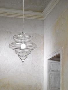 Lasvit creates minimalist versions of traditional Bohemia chandeliers