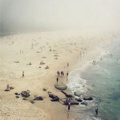 """CJWHO ™ (""""Bondi Haze"""" – Bondi Beach Sydney Photography by...)"""