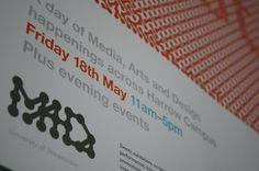 MADFest #creative #branding #festival #design #graphic #identity #poster #logo #typography