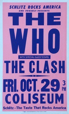 The Who 1982 Los Angeles