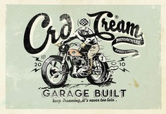 Crd Caferacerdreams Branding on Behance by alexramonmas Studio www.alexramonmas.com