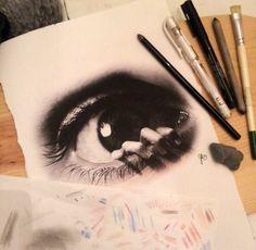 Obsession by Josh Krecioch #human #illustration #talent #art