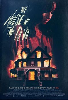 Slump at the Pump Film Reviews!: The House of the Devil (2009) #house #of #the #devil #poster