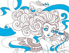 43d0c81f4823ffbadb4d0dcec379a237.jpg 1280×989 pixels #vector #illustrator #bird #digital #illustration #brown #art #blue #detail