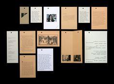 Claire Huss: DORA #print #colour #paper #portfolio