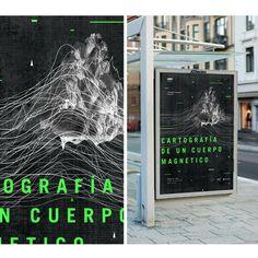 Cartografxc3xada de un cuerpo - KORP Festival - Parte lll on Behance #festival #event #design #graphic #poster