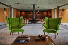 V4 HOUSE BY MARCIO KOGAN || NationalTraveller.com #amazing #house #chair #design #architecture