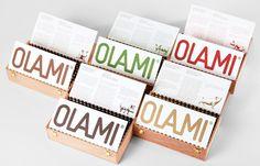 OLAMI #packaging #olami