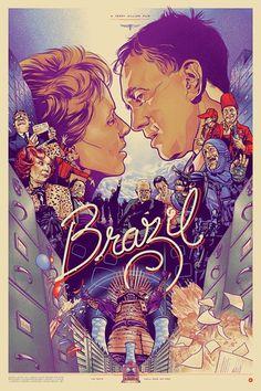 Brazil by Martin Ansin