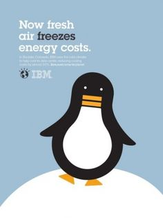 IBM: Outcomes energy | Ads of the World™ #inspiration #design #illustration #barr #noma