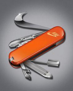 Vasava #vasava #nike #knife #pen