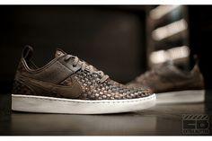 Nike Courtside Woven NSW Black:Black #mens #nike #sneakers #fashion #footwear