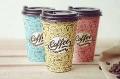 Coffee Cup Branding Mockup