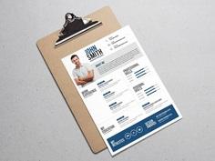 Personal Designer - Free Creative Resume Template for Designer