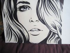 Adam Isaac Jackson's Photos Drawings #girl