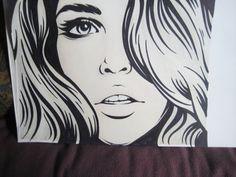 Adam Isaac Jackson's Photos Drawings #girl