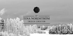 Tina Nordström #logotype #identity