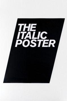 Blanka || Supersize ($20-50) — Svpply #italic #poster