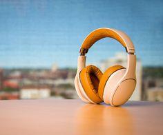 Level-Over Wireless Over-ear Headphones #tech #flow #gadget #gift #ideas #cool