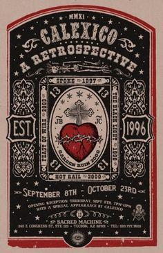 Typography / Daniel Martin Diaz #type #poster