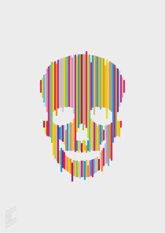 Zoom Foto #skull