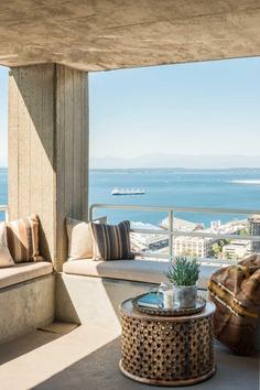 interior design, terrace, Hoedemaker Pfeiffer