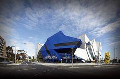 Perth Arena, ARM Architecture, Cameron Chisholm Nicol, LTVs, Lancia TrendVisions #arena #architecture #perth