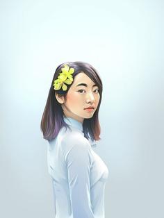 Rena vexel art, Restu Ashagi