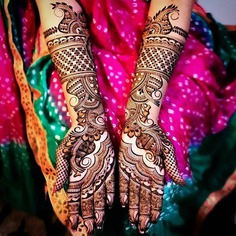 21 Beautiful Mehendi Designs That Every Bride-To-Be Mus...
