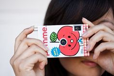 The Juice Box Camera #packaging #camera #print #photography #awesome