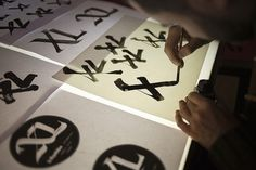 Flickr: Luca Barcellona - Calligraphy & Lettering Arts' Photostream