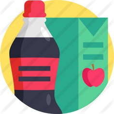 See more icon inspiration related to food and restaurant, refreshment, beverage, soda, refreshing, juice, drinks, food and drink on Flaticon.