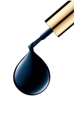 Estee Lauder 'Beyond Black' #photography #smear