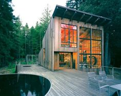 WANKEN - The Blog of Shelby White » Olle Lundberg California Cabin #lundberg #architecture #cabin #california #olle