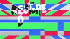 Studio Dumbar: European Design Festival Promotional Campaign #typography